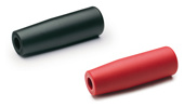 Cylindrical handles, Technopolymer